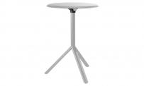 Tisch MIURA rund 60 weiß