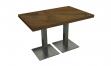 Tisch ATLANTA 120x80 rustikal