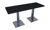 Tisch ATLANTA 160x60 schwarz