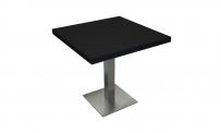Tisch MONACO II schwarz HPL