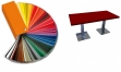 Tisch MAILAND II Wunschfarbe